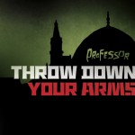Professor – Throw Down Your Arms – CD/DVD (2012)