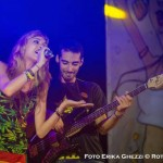 Benicassim,  22/08/2015 - Sunsplash 2015 - SHOWCASE/LEAH ROSIER & RISE AND SHINE BAND - Photo by Erika Ghezzi © Rototom 2015