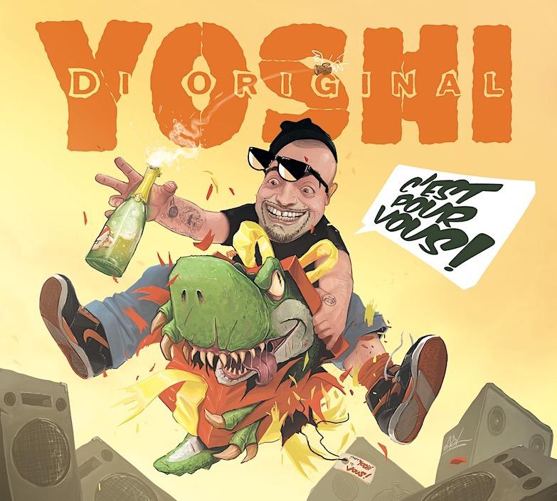 Yoshi Di Original