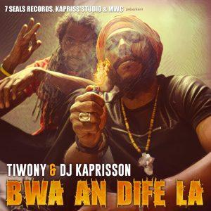 Tiwony & DJ Kaprisson - Bwa An Dife La (Mixtape 2016)